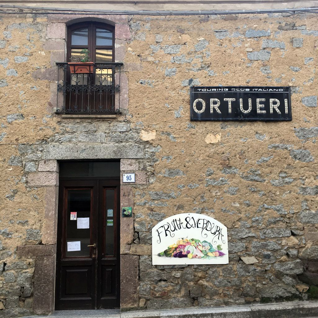 Ortueri