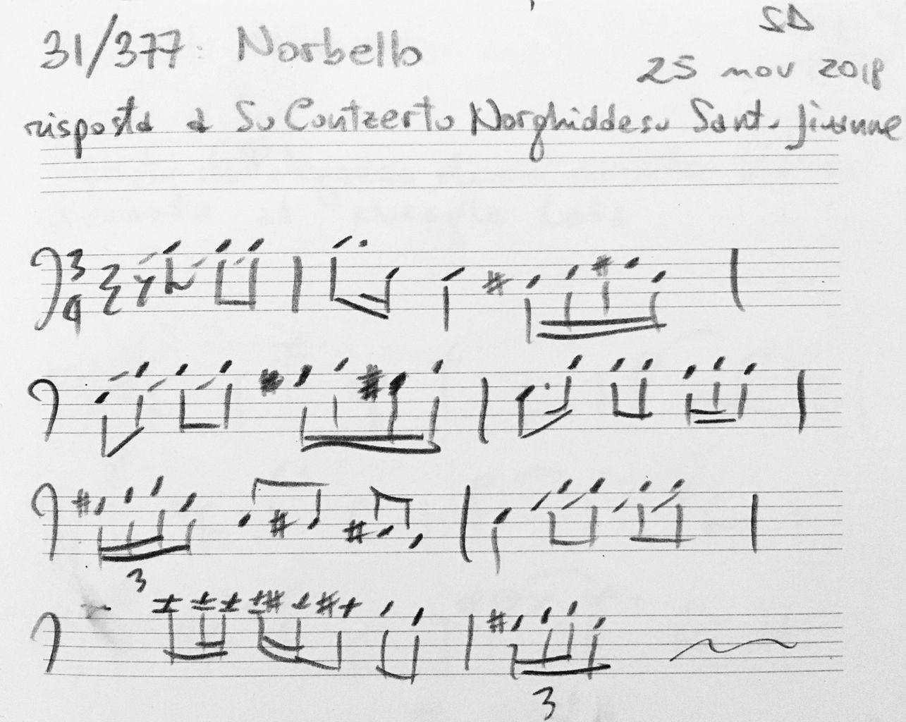 031-Norbello-Score