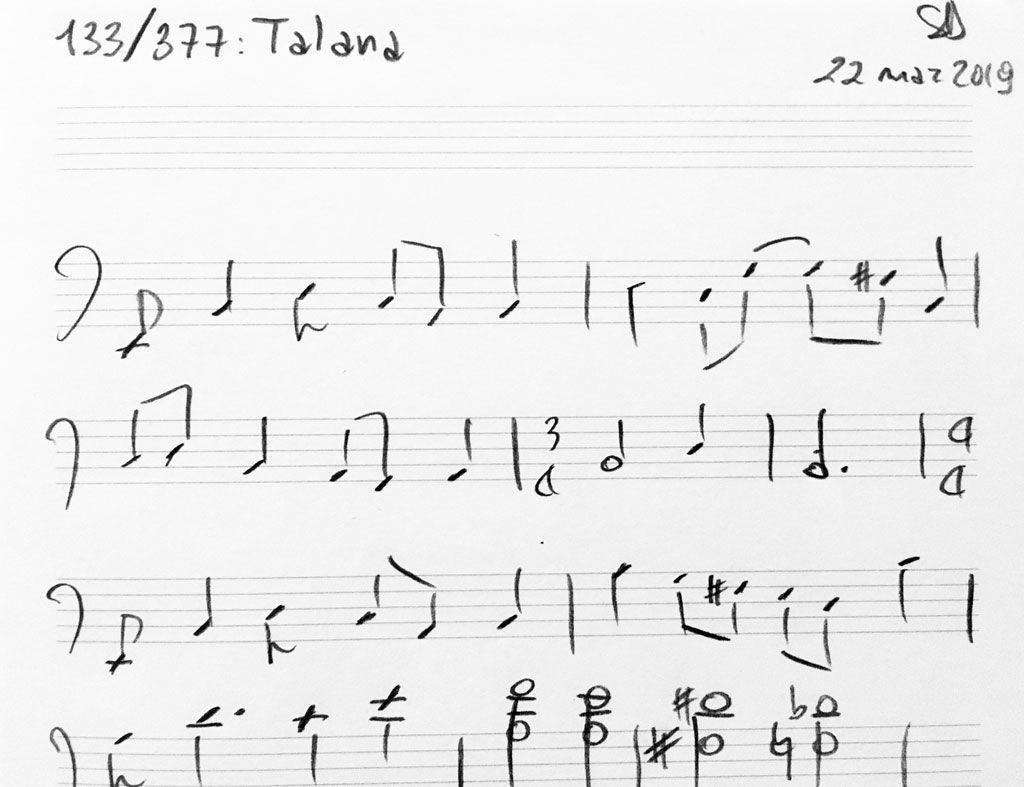 133-Talana-score