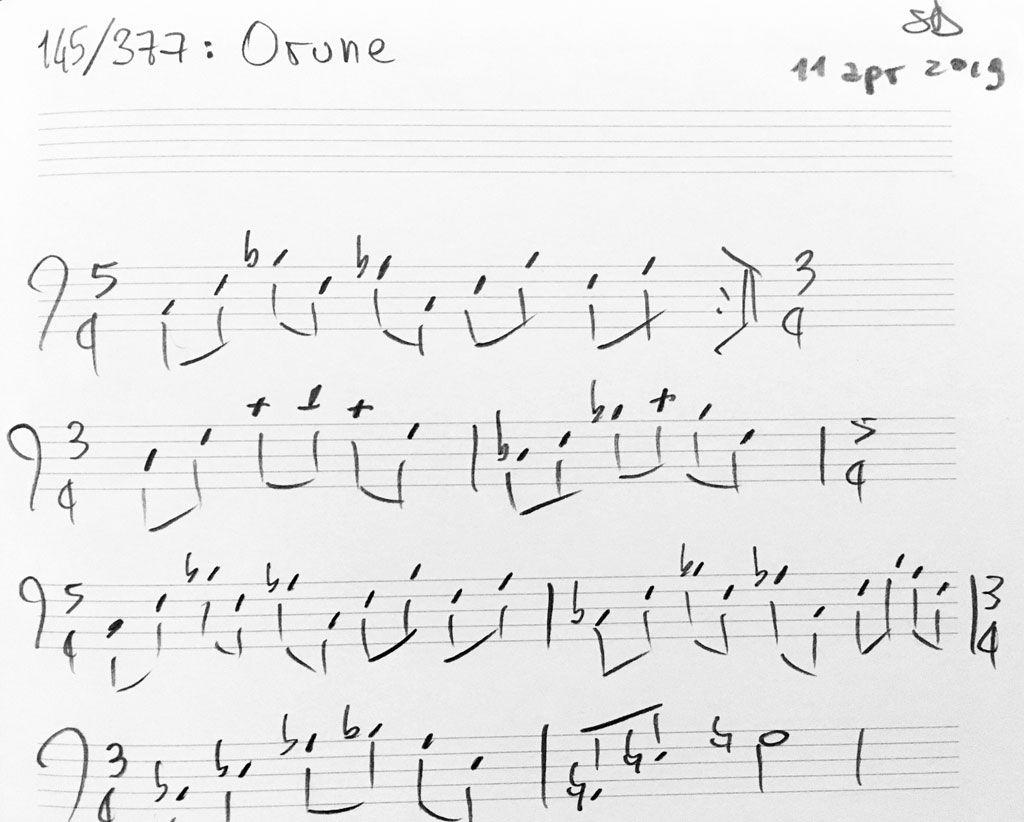 145-Orune-score