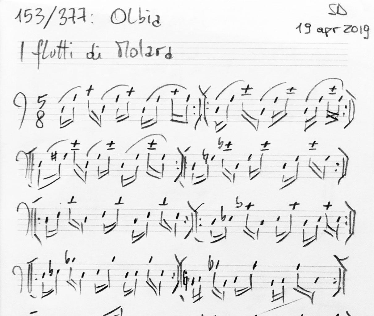 153-Olbia-score