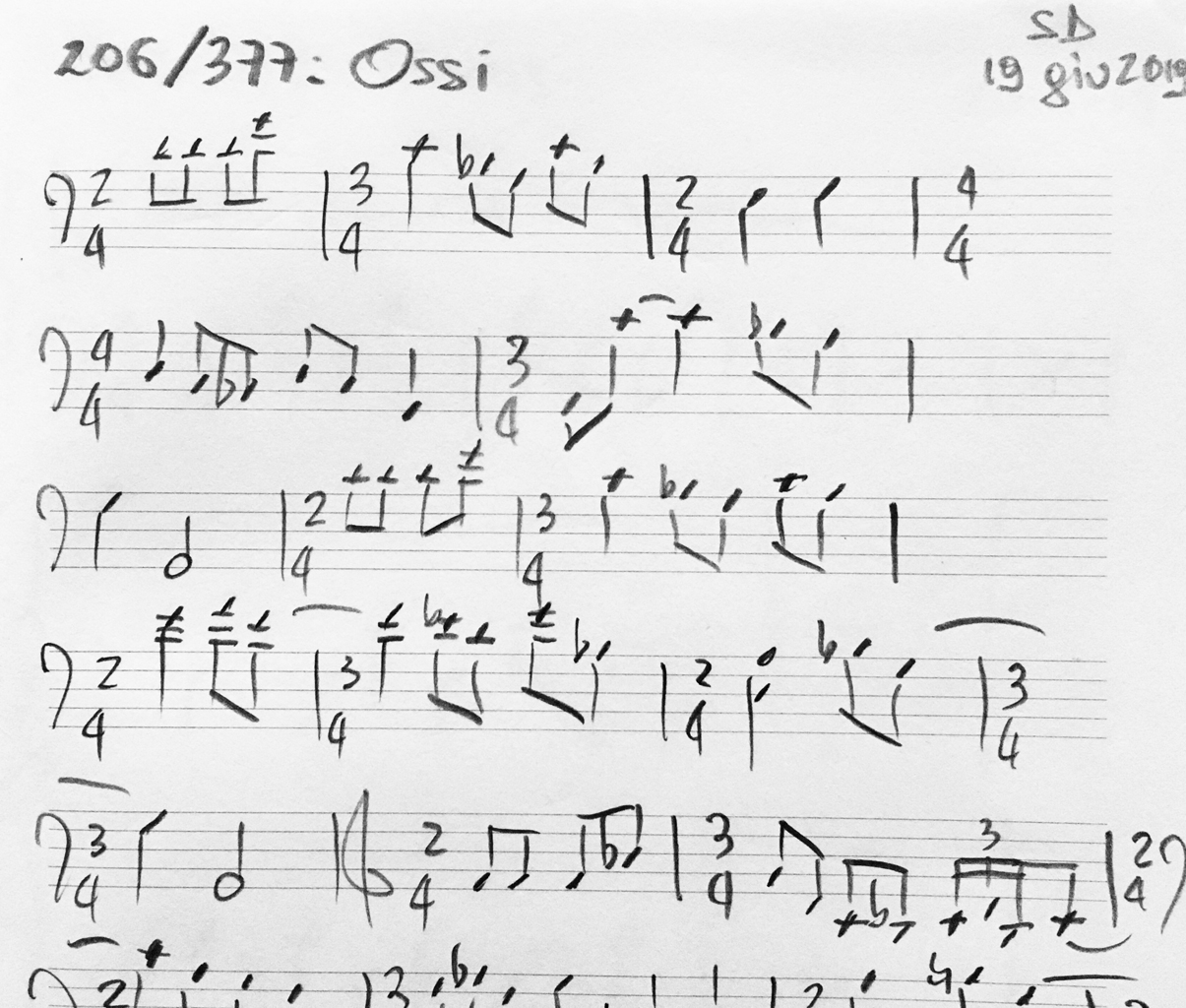 206-Ossi-score