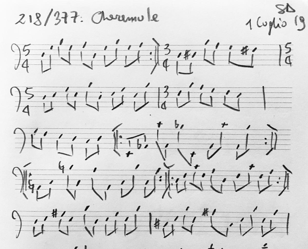 218-Cheremule-score