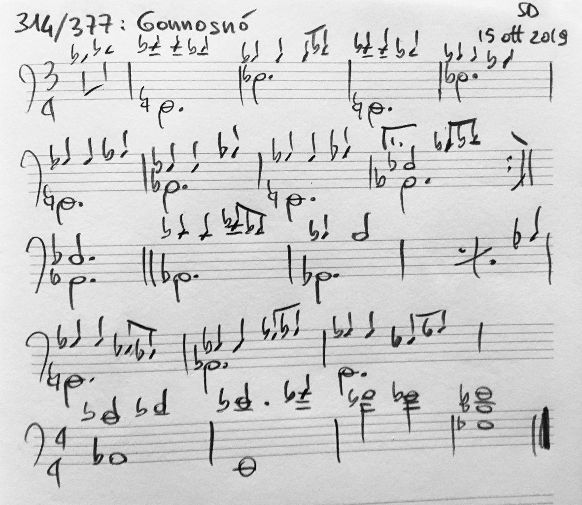 314-Gonnosnò-score