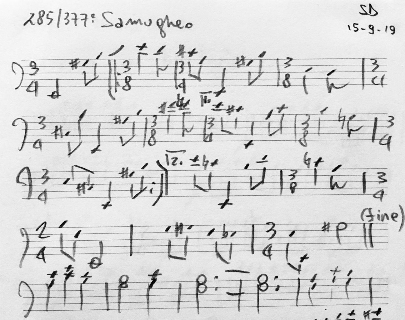 285-Samugheo-score
